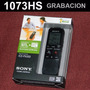Grabador Digital Voz Sony Audio Periodista Icd-px333 Mp3 Sd