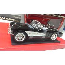 Chevrolet Corvette 1957 1/18 Yat Ming