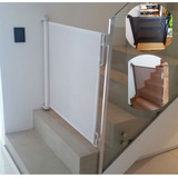 Puerta Seguridad Escalera Bebes Retractil Roll Door®
