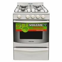 Cocina Volcan 50 Bla 88144v Multigas Autolimpiante Lhconfort