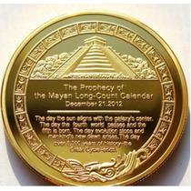 Moneda Solo Para Coleccionistas Prediccion Maya Calendario