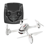 Drone Hubsan Gps Fpv Control Pantalla Led Cámara Hd H502s