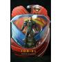 Superman Man Of Steel - Jor El - Dc Comics - Mattel
