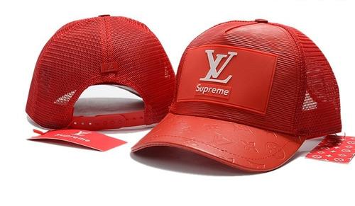 Gorras Louis Vuitton Supreme en venta en Balvanera Capital Federal ... 238c5c9a778