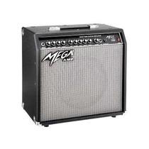 Combo Amplificador Mega Frontman Pre Valvular 60 W Guitarra