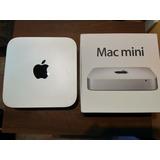 Mac Mini I5 8gb Ram 500gb Impecable