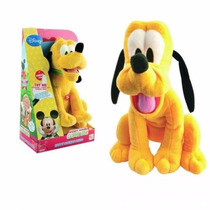 Pluto Sonidos Felices Happy Sounds Aprieta Mibarriguita 35cm