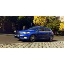 Ford Focus Kinetic Cien X Cien Financiado Ar