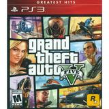Gta 5 Ps3 Grand Theft Auto V Digital || Entrega Inmediata