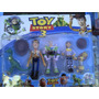 Toy Story 3 Set X5 Gudy - Buzz - La Vaquerita