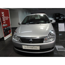 Renault Symbol Authentic Pack I. Entrega Inmediata.