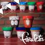 Macetas South Park! Pintadas A Mano!