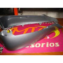 Cubre Pierna Corven Mirage 110 Jgo Orig En Mtc Motos