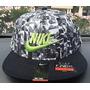 Gorra Nike Snapback Plana Exclusiva Importada Autentica