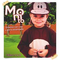 Disfraz Animales Varios - Patito - Mono - Leon