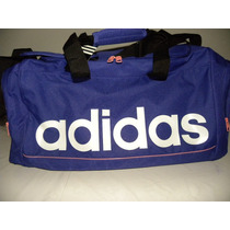 Adidas Bolso Sports Gym Viaje 100% Adidas Original Purple