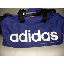 Adidas Bolso Sports Gym Viaje 100% Adidas Original Purple