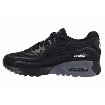Nike Wmns Air Max 90 Ultra Br Black Cool Grey 725061-002