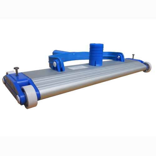 Limpiafondo barrefondo para piscinas aluminio 48 cm 459 for Cotizacion aluminio argentina