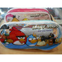 Cartuchera Angry Birds Transparente Local Belgrano Tikal