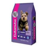 Alimento Eukanuba Perro Cachorro Raza Pequeña 15kg