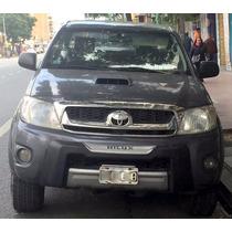Toyota Hilux 4x4 Sr Cabina Doble C/ab 3.0 Tdi