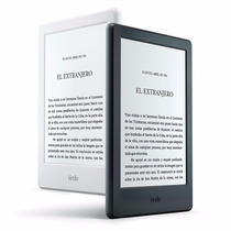 Amazon Kindle E-book 8º Generación Reader Mod 2016
