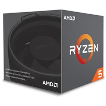 Micro Procesador Amd Ryzen 5 2600 3.9ghz 6/12 Box Pc Gamer