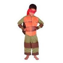 Disfraz Teenage Mutant Ninja Turtles # 3-4/5-7 Años Z.devoto
