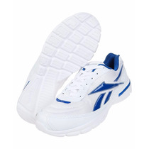 Zapatillas Reebok Modelo Running Dynamic Light Blanco/azul