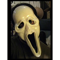 Ghostface Scream Mask! Hallowen, Fiesta De Disfraces, Terror
