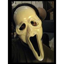 Scream Mask Para Hallowen, Economica, Fiesta De Disfraz, Fx