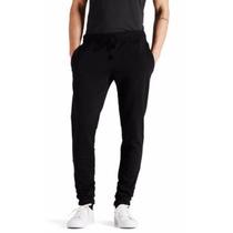 Pantalon Joggin Chupin Hombre Color Negro Del Talle S Al Xl