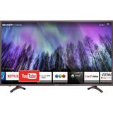 Tv Led 50 4k Smart Sharp Aquos Sh5020kuhd