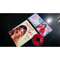 Cd De Violeta Gira Mi Cancion Y Libro Simplemente Tini