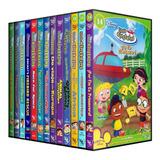 Colección Little Einstein 13 Dvds Mini Einstein Disney Junio