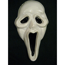 Scream Ghostface Mascara, Cosplay, Mask Para Disfraz, Horror