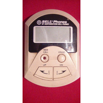 Identificador De Llamadas Bell Phones Usado Falta Fuente Ver