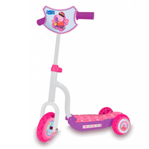Scooter 3 Ruedas Peppa Pig Princesa Hello Kitty Barbie