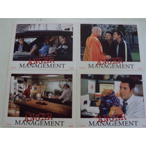 Set De Fotos De Anger Management (4 U.)