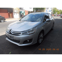 Citroen C4 Lounge 1.6 Hdi Exclusive 2013 Gris