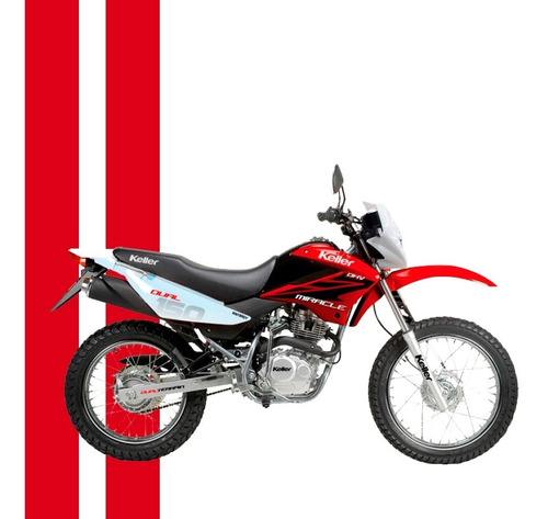 Keller Miracle 150 Evo 0km Enduro 150cc Moto Cross