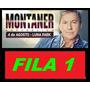 Entradas Ricardo Montaner 4/08 Plateas Preferidas Fila 1 A 6