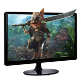 Monitor 19 Pulgadas Cx Lcd Led Flat Vga 5ms Hdmi Hd Ready