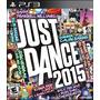 Just Dance 2015 Ps3 Nuevo Con Bonus Coreo Ariana Grande