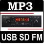 Autoestereo C Usb Sd Mp3 Fm Garantia Envios