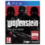 Juego Ps4 Bethesda Softworks Wolfenstein The New Order
