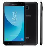Samsung J7 Neo Libre Flash Frontal 16gb/2gb Ram 4glte Dorado