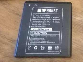 34549f50676 Batería Celular Top House W418 Nuevo Lsdcomputacion en venta en Lomas del  Mirador La Matanza Bs.As. G.B.A. Oeste por sólo $ 598,00 - CompraMais.net  ...