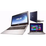 Notebook Asus Intel I7-7500u 7ma Gen!!! 8gb 1tb  X541u Mkm